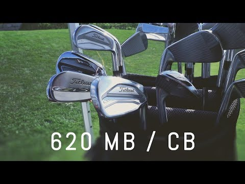 New Titleist 620 MB/CB Irons | Interview at Titleist National Fitting Centre