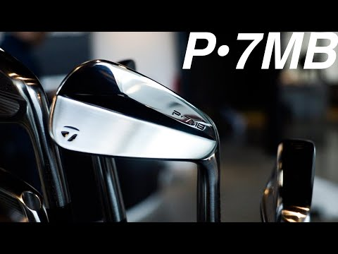 NEW Taylormade P•7MB BLADES Review