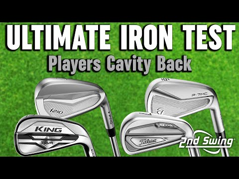 Ultimate Players Cavity Iron Test | Best Cavity Back Irons of 2020 | Golf Irons Comparison