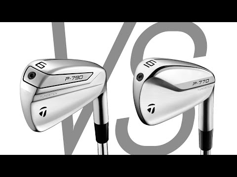 Taylormade P770 vs. P790 Irons