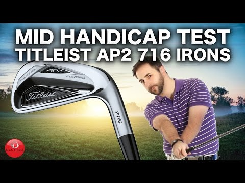 TITLEIST AP2 IRONS TESTED BY MID HANDICAP GOLFER