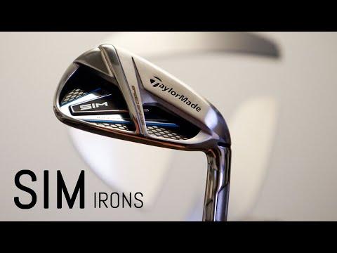 Taylormade SIM Max Irons | Initial Testing