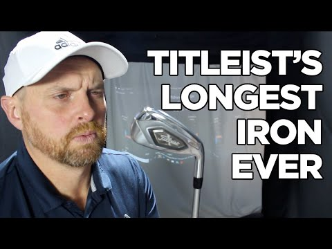 HAVE TITLEIST MADE THEIR LONGEST IRON EVER WITHB THE T400?