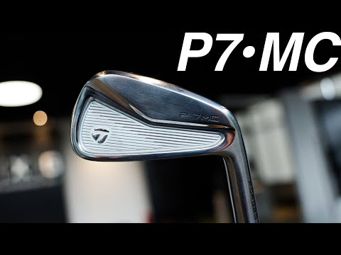 NEW Taylormade P7•MC Irons Review
