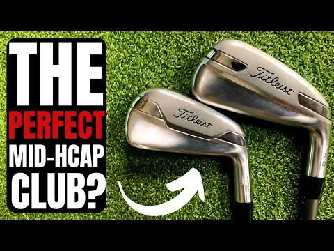 The PERFECT Mid Handicap Clubs? TITLEIST U500 & TITLEIST U510