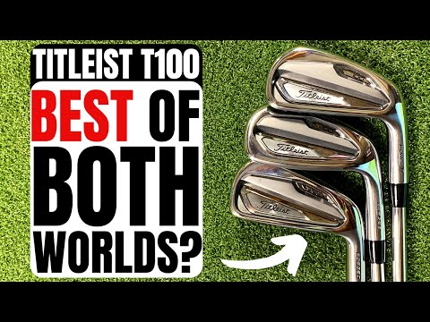 TITLEIST T100 IRONS – A FORGIVING PLAYERS IRON?