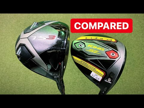 TITLEIST TS3 or COBRA SPEEDZONE DRIVER REVIEW