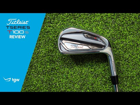 Titleist T100-S Irons Review