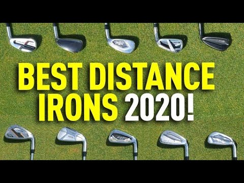 BEST DISTANCE IRONS 2020!!