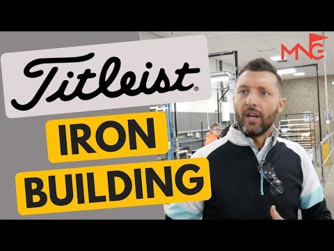 Titleist Factory Club Assembly Line – Process Of An Iron Build