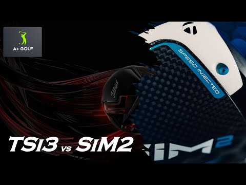 TITLEIST TSI3 vs TAYLORMADE SIM2 | DRIVER REVIEW and HEAD TO HEAD