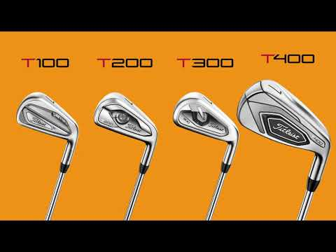 Titleist T-Series Irons 2020 Carl's Golfland