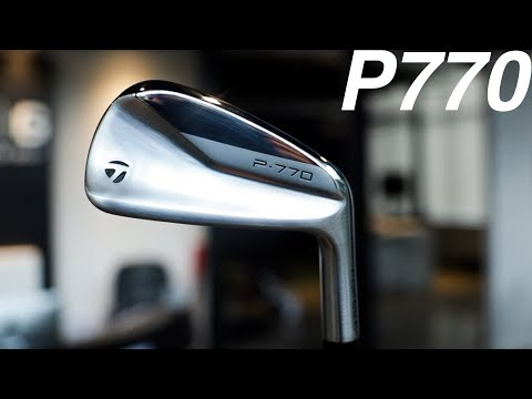 NEW Taylormade P770 Irons Review
