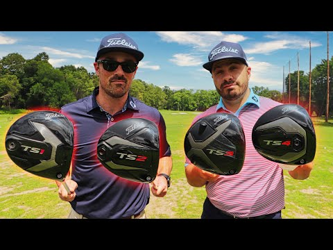 Titleist TS Driver Comparison – Titleist Thursday Fitting