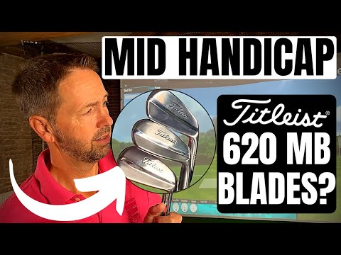 TITLEIST 620 MB MID HANDICAP TEST – I DID NOT EXPECT THAT!