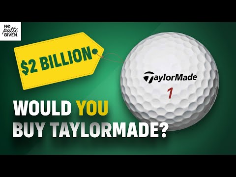 TaylorMade for sale at $2bn | NPG 71