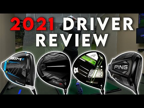 2021 Driver Review – Taylormade Sim 2 vs Callaway Epic Speed vs Ping G425 vs Titleist TSI3
