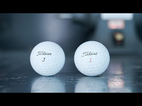NEW 2021 Titleist ProV1 & ProV1X Golf Ball Review