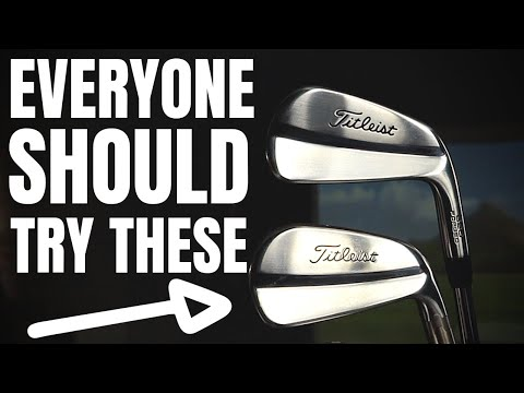 EVERYONE SHOULD HIT THESE IRONS! TITLEIST 620MB REVIEW