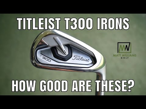 TITLEIST T300 IRONS | FULL REVIEW | HOW GOOD ARE THESE IRONS?