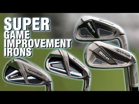 TaylorMade SIM2 irons review: SIM2 vs SIM – game improvement irons just went to the next level