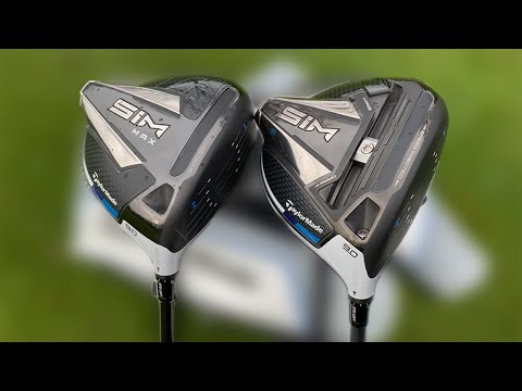 NEW TaylorMade SIM Drivers: LONGER, FASTER or same again?