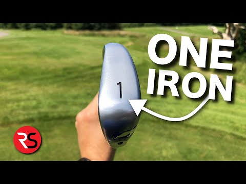 THE NEW TITLEIST 1 IRON!
