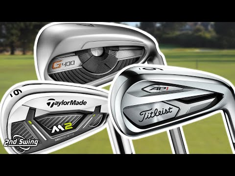 Best Game-Improvement Irons | Value Of Buying Used Irons | PING G400, TaylorMade M2, Titleist AP1