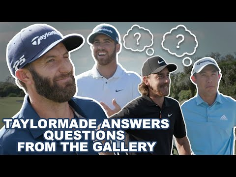 TaylorMade Answers Questions From The Gallery