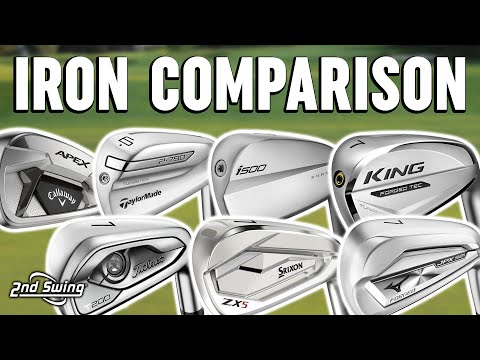 Golf Irons Comparison | 2021 Players Distance Irons Ultimate Test