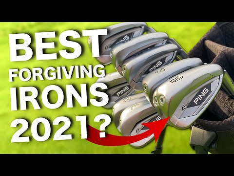 Best FORGIVING golf irons of 2021? | Ping G425 iron review
