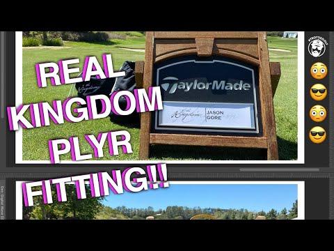 TaylorMade Kingdom Fitting With Tour Player Jason Gore | TrottieGolf