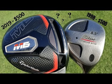 IS THERE A DIFFERENCE?!?!? Taylormade M6 vs Titleist 975D