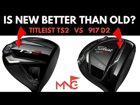 Titleist TS2 Driver VS Titleist 917 D2 – Is New Better Than Old?