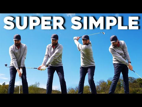 How to: SWING A GOLF CLUB (super simple)