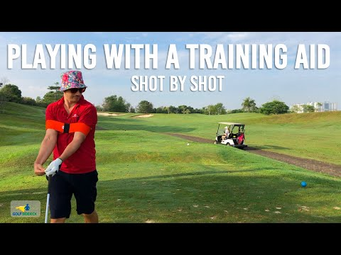 Every Shot with a Training Aid on – because WHY NOT?