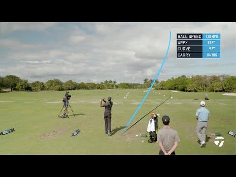 Tiger Woods & Collin Morikawa's Iron Striking Secrets | TaylorMade Golf