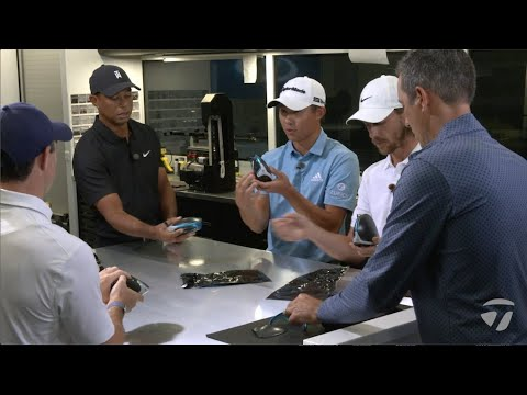 Tiger, Rory, DJ & Team TaylorMade's FIRST LOOK at SIM2 Driver | TaylorMade Golf