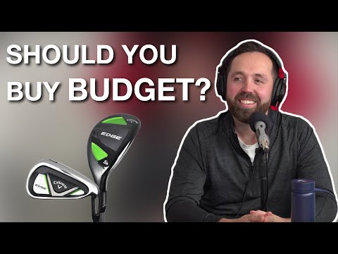 SHOULD YOU BUY BUDGET GOLF CLUBS?