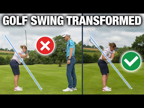 This Move Makes The GOLF SWING SO EASY | How To Hit Your Irons Consistently | ME AND MY GOLF
