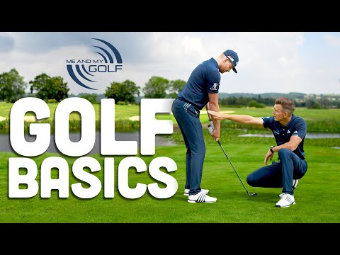 How To PLAY GOLF – The BASICS | Me and My Golf
