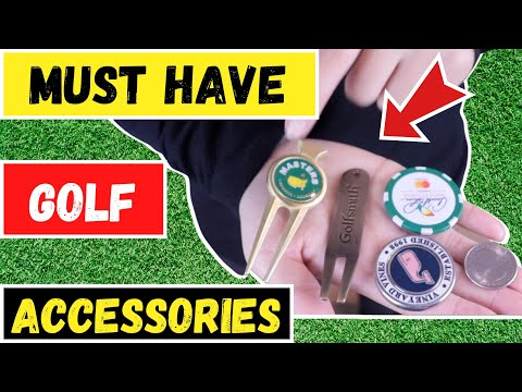 Must Have Golf Accessories (FOR BEGINNERS)