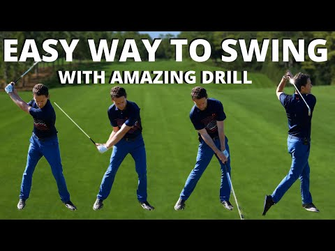 The Golf Swing is SO MUCH EASIER when you know this TRICK