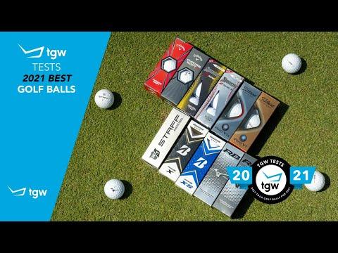 TGW's 2021 Best Golf Ball Testing
