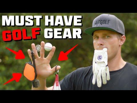Best Golf Gear for Beginners (Golf Equipment Basics)