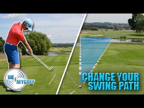 HOW TO SWING MORE IN TO OUT IN THE GOLF SWING
