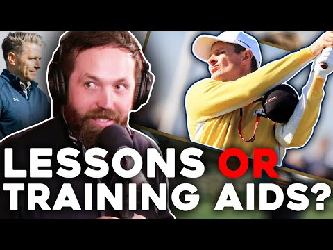 Should you spend money on lessons or training aids?! #EP71