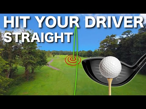 HOW TO HIT YOUR DRIVER STRAIGHT – 3 SIMPLE TIPS
