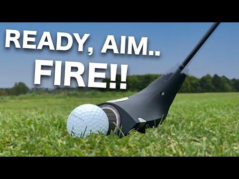 The SWINGLESS Golf Club | 200+ yards EASY