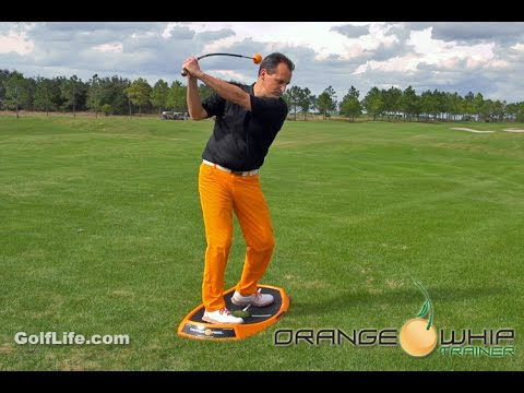Golf Training Aid that teaches you the Golf Swing Motion
